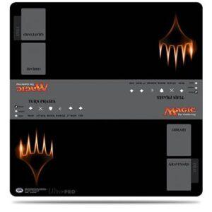 2-Player 24 Battlefield Playmat for Magic