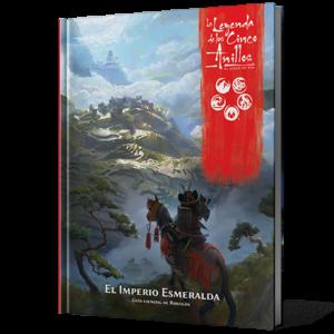 El Imperio Esmeralda: La Leyenda de los Cinco Anillos el juego de rol