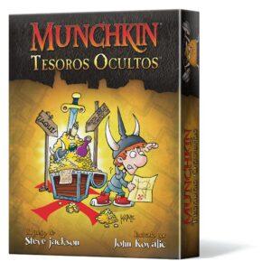 Munchkin: Tesoros Ocultos