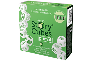 Story Cubes Primal