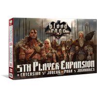 Blood Rage – Expansión para 5 jugadores