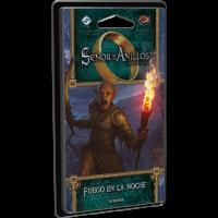 El Señor de los Anillos, Ciclo Ered Mithrin: Fuego en la noche