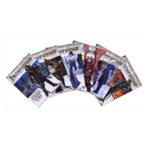 Pack de los 6 libros de Pathfinder – Concejo de Ladrones.