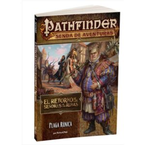 Pathfinder – El Retorno de los Señores de las Runas 3: Plaga Rúnica