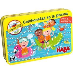 Colchonetas En La Piscina