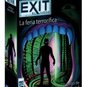 Exit 12: La Feria Terrorífica