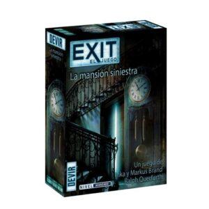 Exit 9: La Mansión siniestra