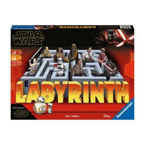 Labyrinth Star Wars 9