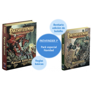 PATHFINDER – PACK ESPECIAL NAVIDAD 2020-2021 PATHFINDER 1ª