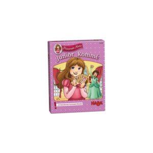 Princesa Mina: Rummy Junior
